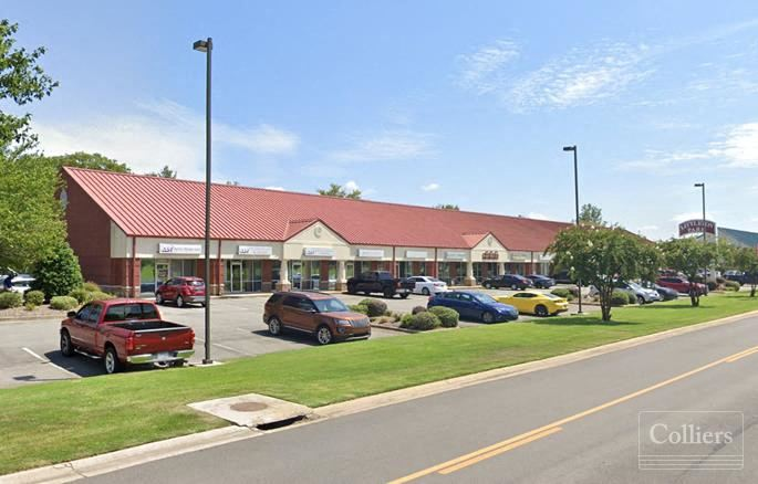 For Lease: 1050 & 1100 Bob Courtway