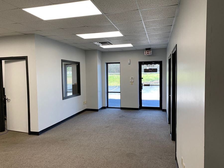 Former Trane Building For Sale or Lease