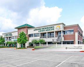 North Cypress Professional Building at Lakewood Crossing