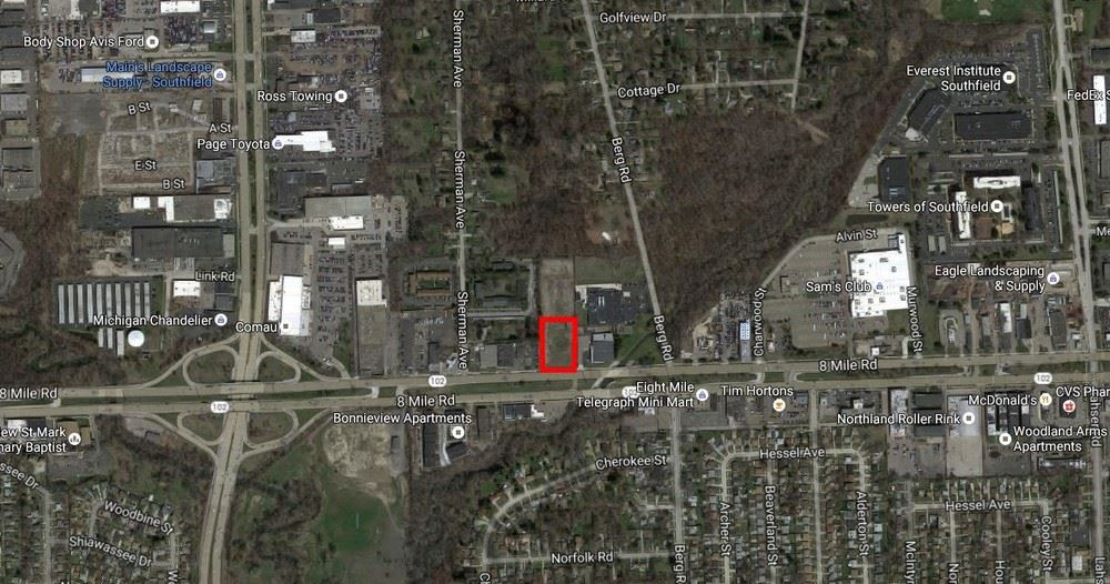 2 Acres 8 Mile Rd