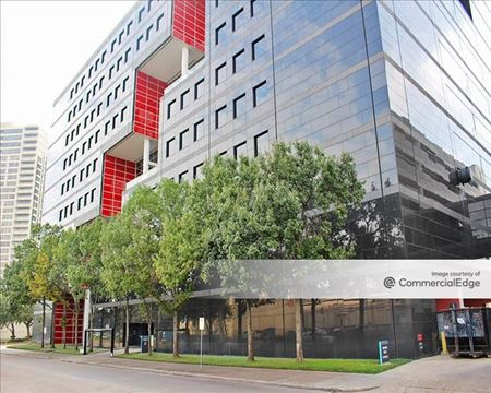 Koch Building - Houston