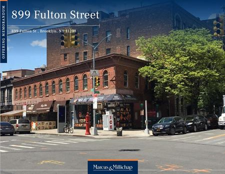 899 Fulton St - Brooklyn