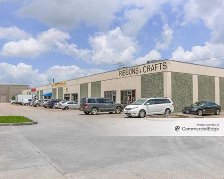 8000 Harwin Drive - Houston
