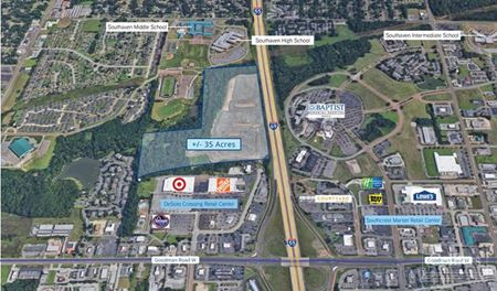 I-55 Commercial Land - Southaven