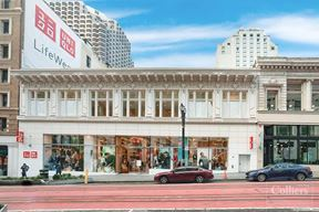 Union Square Retail For Lease - +/- 29,130 SF