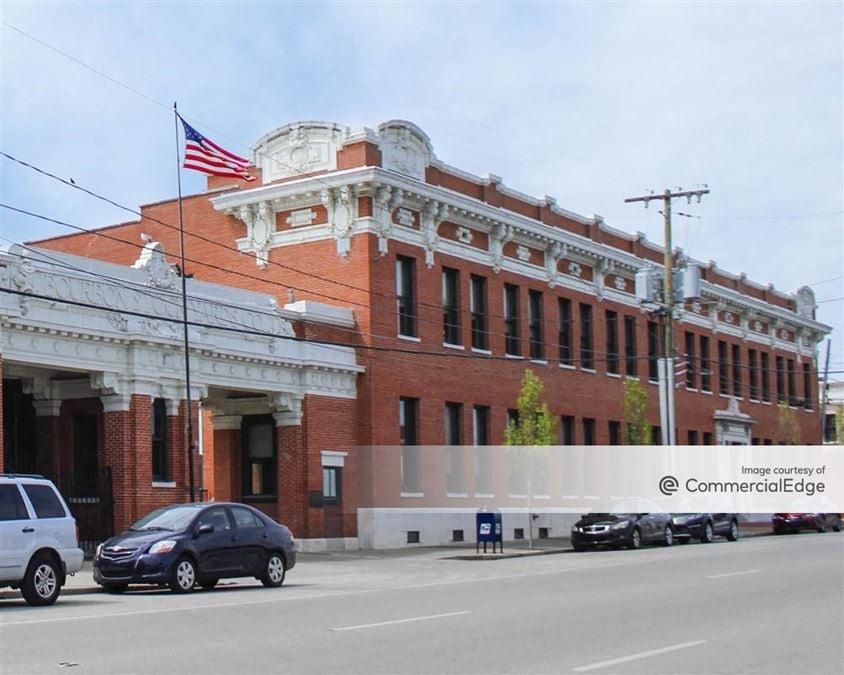 The Bourbon Stockyards Exchange Building