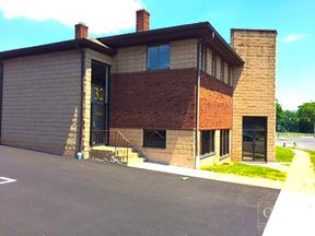 2,810 square feet on the first floor in  move-in condition for lease
