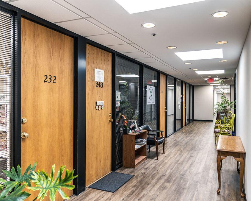 Prime Office Space in Kroger-Anchored Neighborhood Center