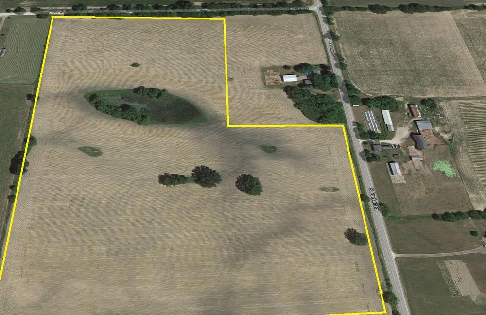 39.5 Acres in Dexter for Sale - Residential Development & Agricultural
