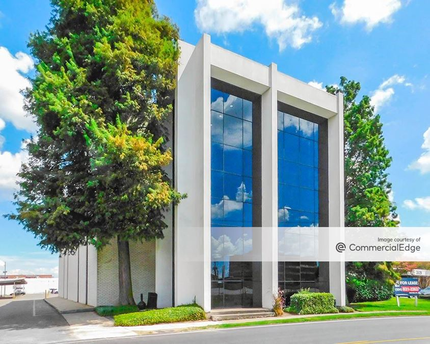 Crutcher-Tufts Building