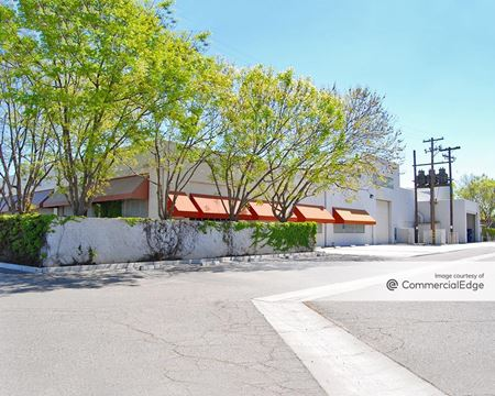 Foundry Park Business and Industrial Center - 2510 South East Avenue - Fresno