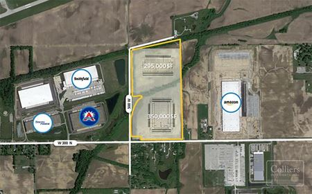 Ideal Industrial Development Land - Mt Comfort