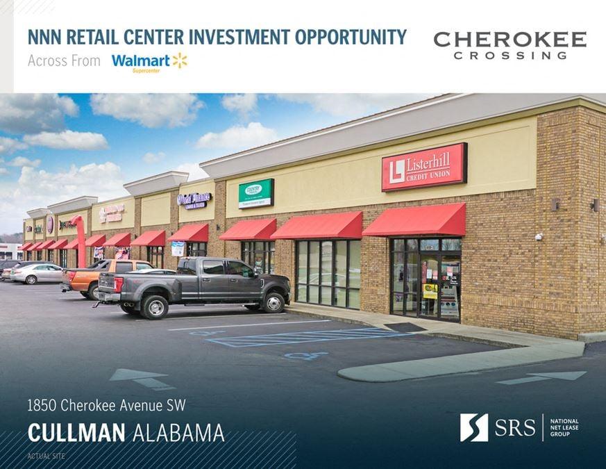 Cullman, AL - Cherokee Crossing