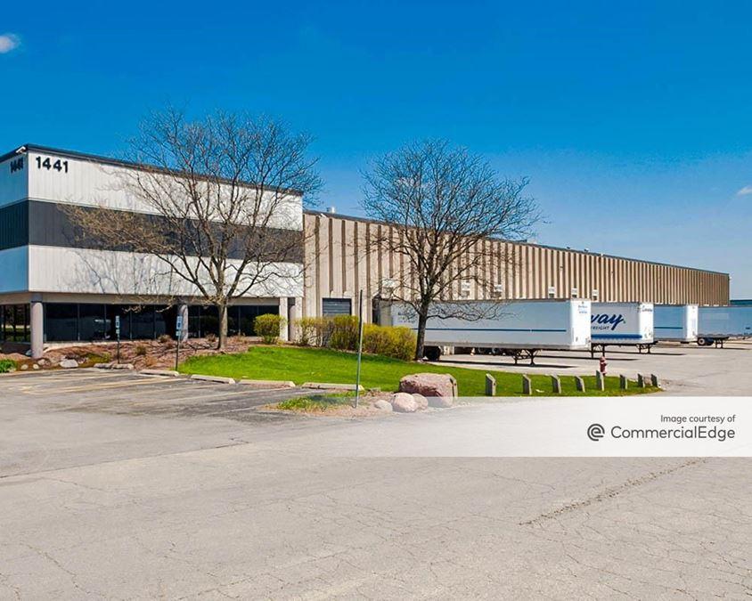 Elk Grove Industrial Park - 1441 North Wood Dale Road