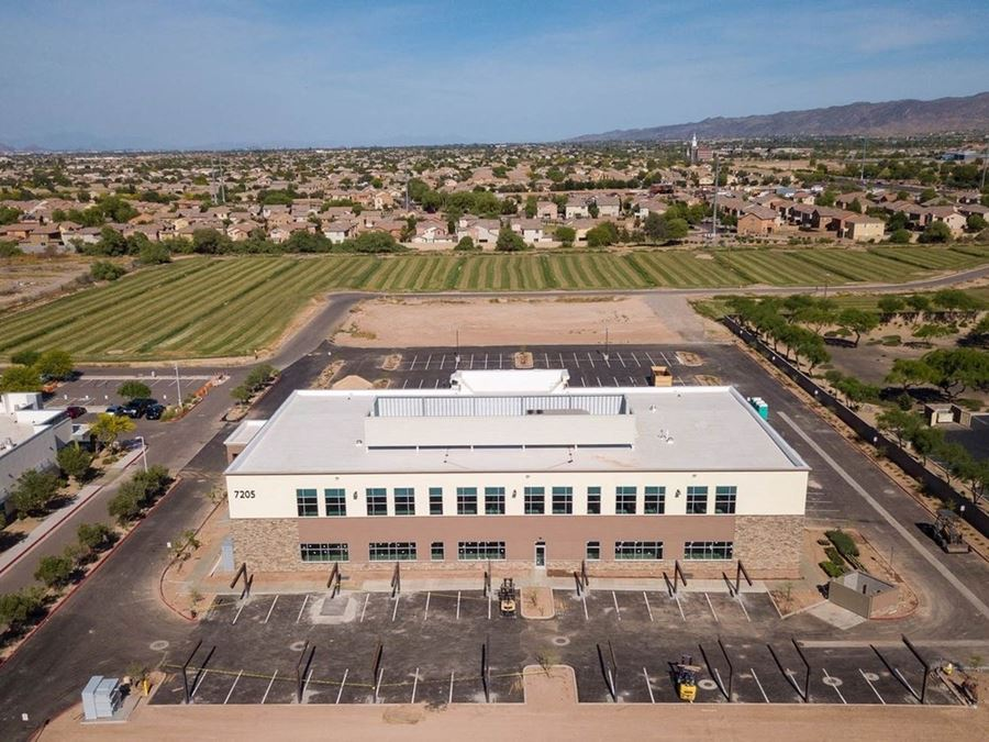 New Development - Simon Medical Plaza
