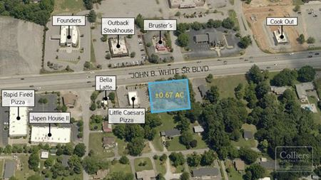 ±0.67-Acre Development Opportunity in Retail Corridor - Spartanburg