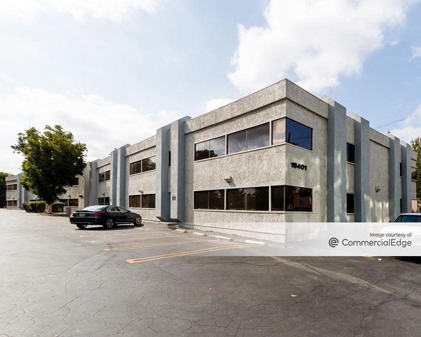 Tarzana Professional Center