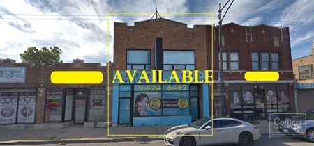 For Sale or Lease - Mixed Use Property - Chicago