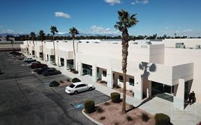 INCUBATOR SPACE FOR LEASE - Las Vegas
