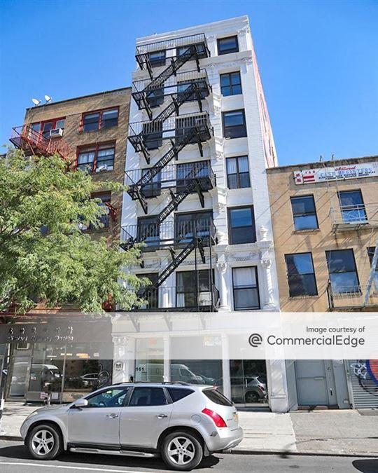 161 Bowery