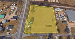 3.7 Acres For Sale & Lease - Springfield