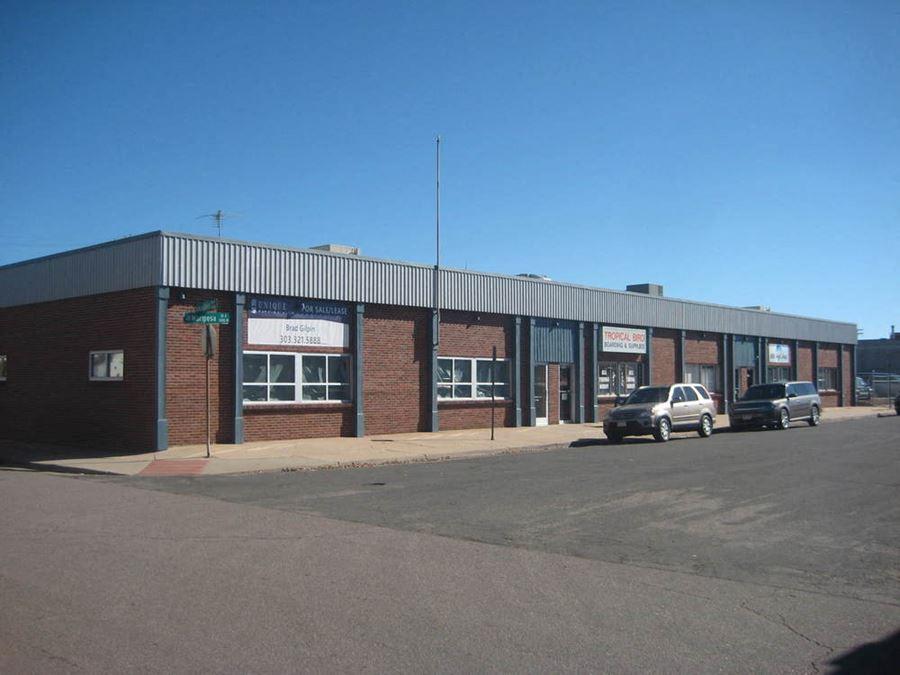 Four Unit Office/Warehouse Condo Building