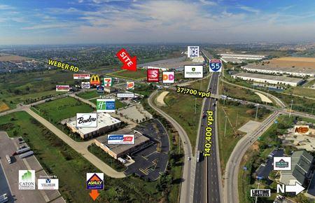 Restaurant Pads In Travel Center/Hotel Anchored Development - Romeoville