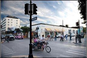 Busy Duval Corner