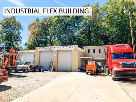 Industrial Flex Building | West Midtown | 3,608 SF - Atlanta