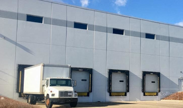 40,484 SF Available For Lease at North Shore Industrial Center in Skokie, Illinois