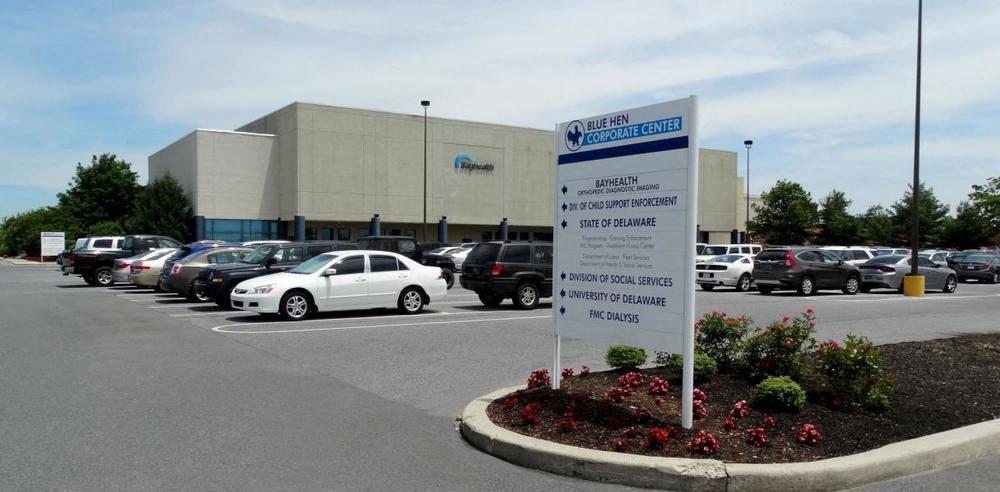 Blue Hen Corporate Center & Retail Pad Sites