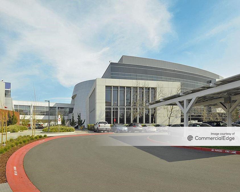 Googleplex - 1600 Amphitheatre Pkwy
