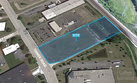 3.25 Acre Parcel Available for Sale in Mundelein - Mundelein