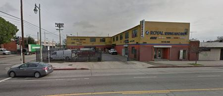 Off-Market Manufacturing Building For Sale - Los Angeles