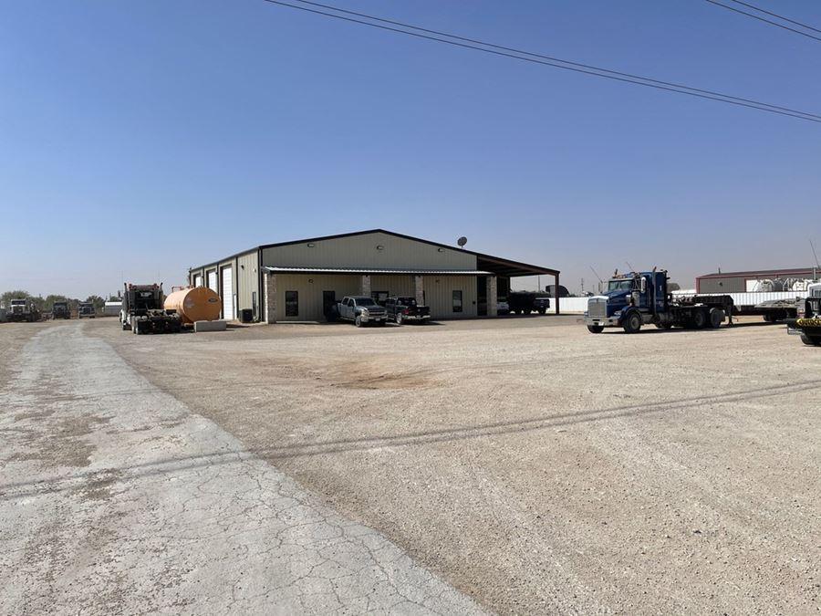 Industrial Office/Warehouse & Housing in Gardendale