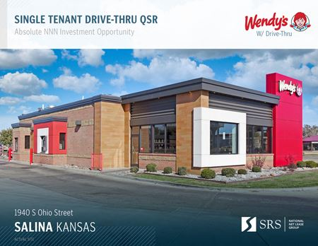 Salina, KS - Wendy's (S Ohio St) - Salina