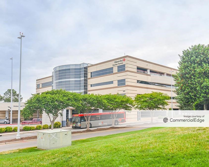WakeMed Raleigh Campus - Andrews Center for Medical Education