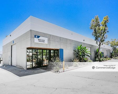 Faraday Industrial Park - San Diego
