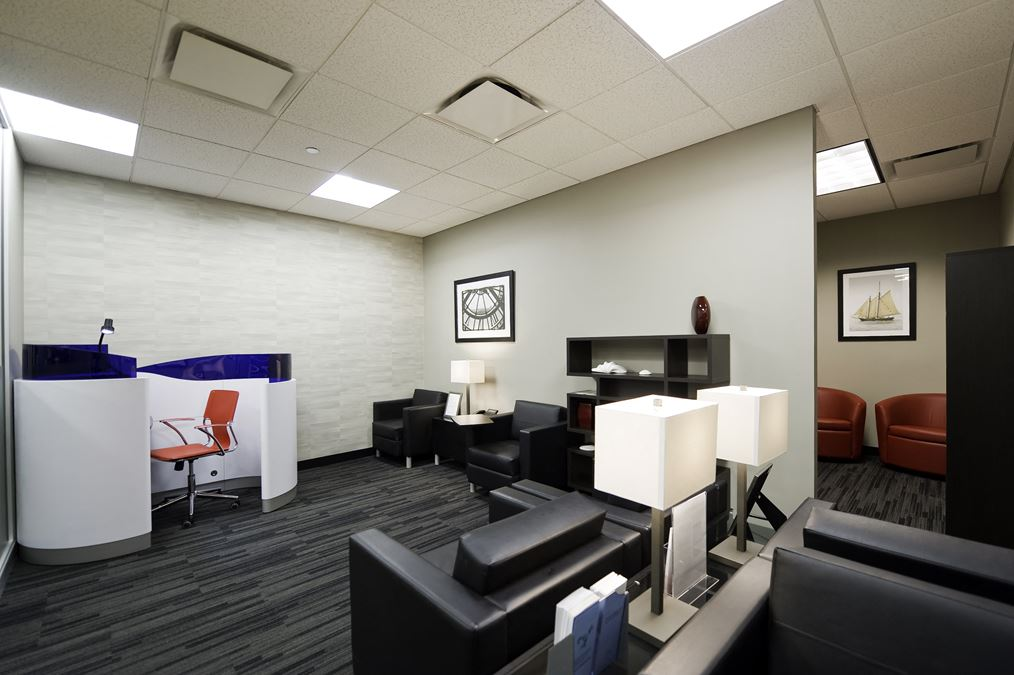 Regus | 401 North Michigan