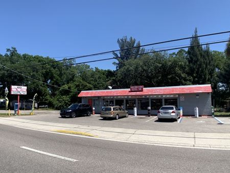 Palm River / Clair Mel Convenience Store and Land - Tampa
