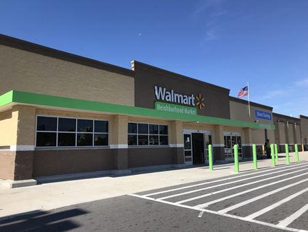 Former Walmart Neighborhood Market for Sublease - Fayetteville