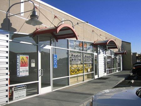 Retail Space Available - North Highlands