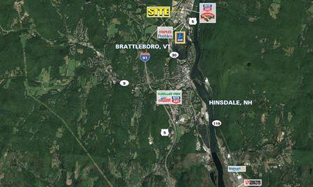 Former Home Depot - Brattleboro