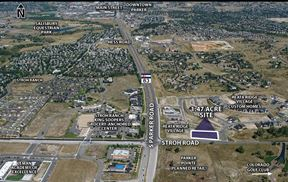 Reata Ridge Village Center Pad Site for Sale or MOB for Lease