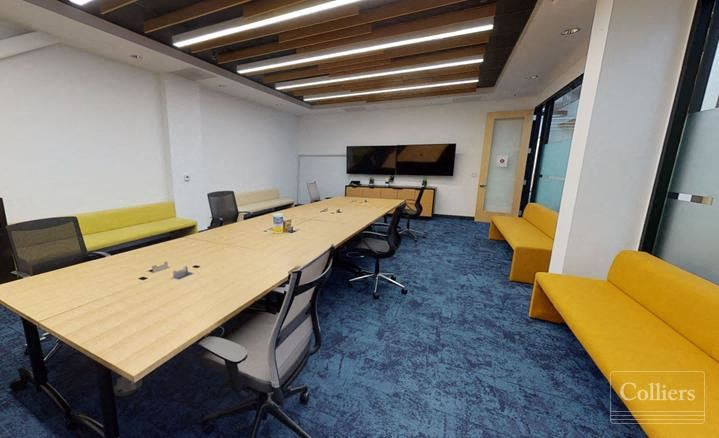 High End Creative Office/PDR Sublease in SOMA