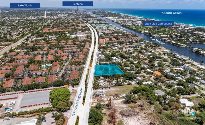 For Sale: 1.34 Acre Development Site for 26 Townhomes in Boynton Beach