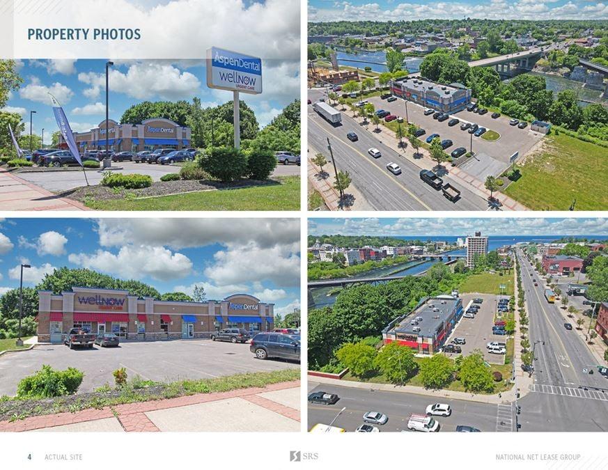 Oswego, NY - WellNow and Aspen Dental