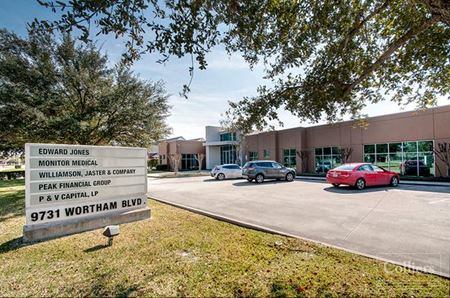 For Lease | Class A Office Space in Northwest Houston - Houston