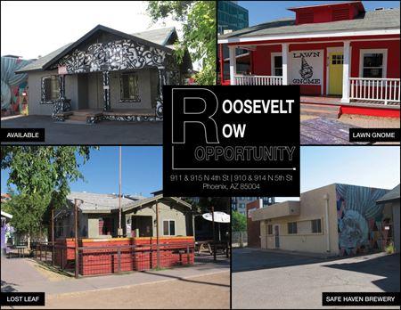 Roosevelt Row Opportunity - Phoenix