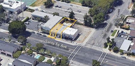 Office Available for Lease - Long Beach
